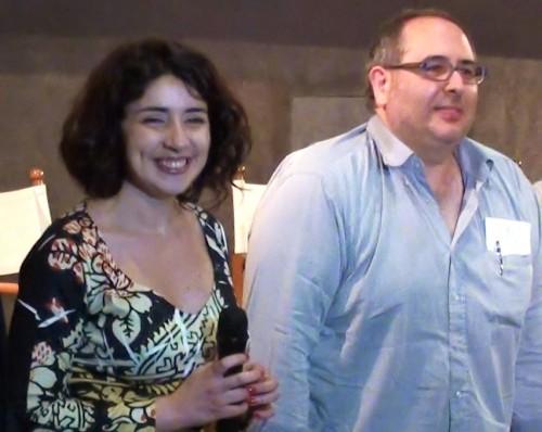 Giusy Buccheri e Michele Citoni